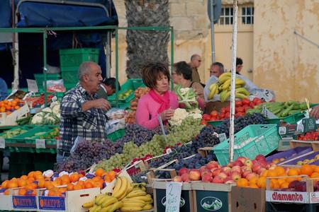 Marsaxlok Market in Malta