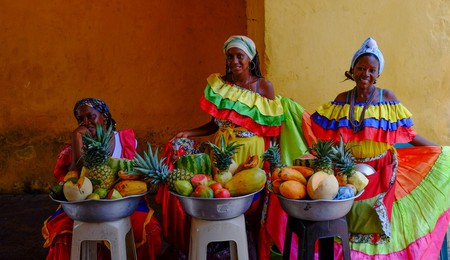 Colombian people | © Reg Natarajan / Flickr