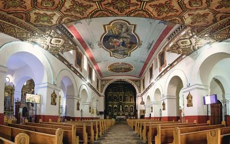 Colonial-era church in Bogota | © Pedro Szekely / Flickr