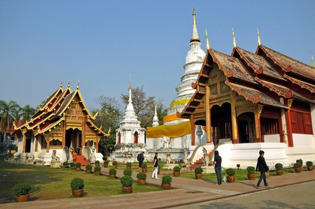 Wat Phra Singh, Chiang Mai | © Dennis Javis/Flickr
