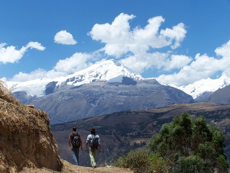 Huaraz | © Diego Giannoni / Flickr