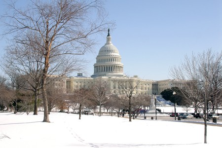Washington, D.C. in winter | © paul.wasneski / Flickr
