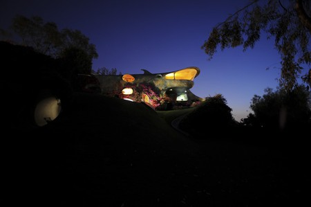 The Shark at the Organic house | © Photo courtesy of Javier Senosiain
