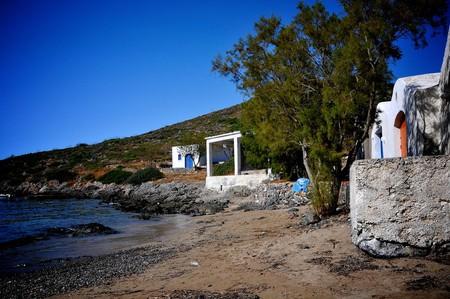 Limnionas Beach, Kythira, Greece | © Dennis Beentjes/Flickr