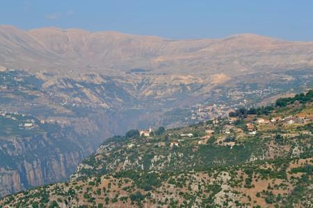 The Qadisha Valley   © n.karim/ Flickr