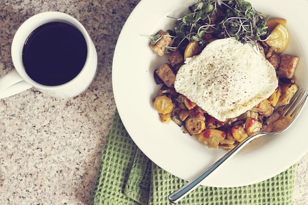 Tempeh for breakfast   ©Stacy/Flickr
