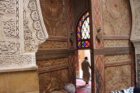 Inside a Moroccan Mosque | © Domas Mituzas / Flickr