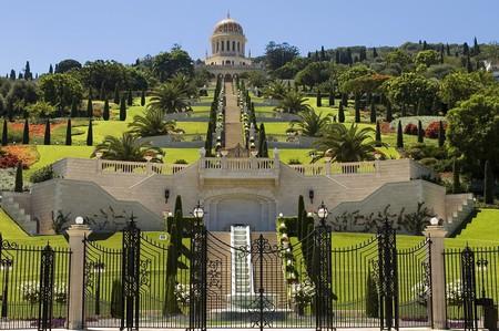 Bahai's Gardens in Haifa | ©Israeltourism/Flickr