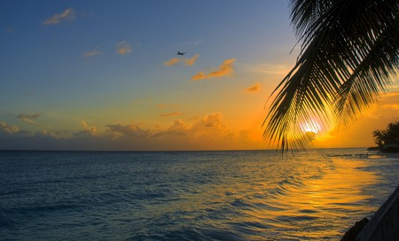 Sunset on Barbados | © Berit Watkin/Flickr