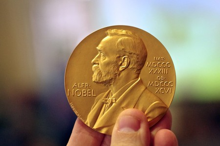 The much coveted Nobel Prize | © Adam Baker/Flickr