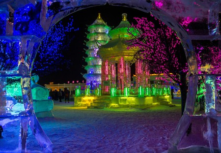 Harbin Ice Festival | © La Priz / Flickr