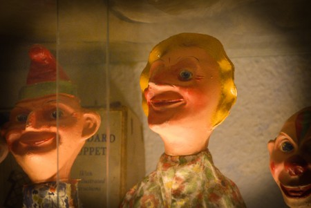 Victorian Puppets   © Mary T Moore /Flick