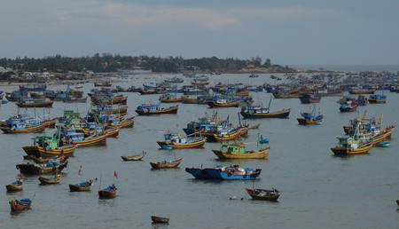 Mui Ne Fishing Village | © Dion Hinchcliffe/Flickr