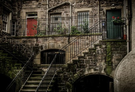 Lady Stair's Close | © Donna Green / Flickr