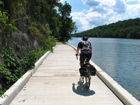 C & O Canal Towpath | ©Rudi Riet / Flickr