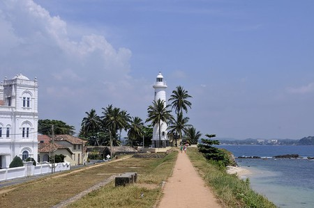 The Ramparts in Galle | © POTIER Jean-Louis / Flickr