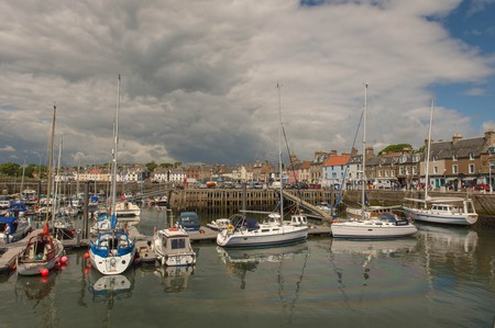 Boats Anstruther   © Jason Thompson/Flickr