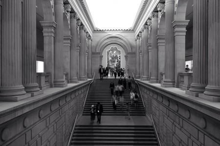Grand Staircase, Metropolitan Museum of Art   © Ralph Hockens/Flickr
