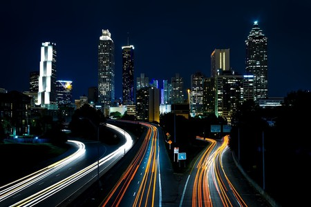 Atlanta skyline | ©12019 / Pixabay