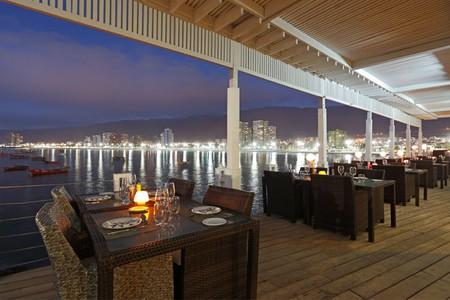 Incredible Setting and Food   Courtesy of Restaurant El Sombrero Terrado Suites