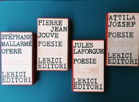 Hungarian poet Attila József 'Poesie' available at Libreria Baravaj | Courtesy Libreria Baravaj