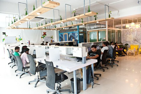 BHIVE Workspace | © Coworker2016 / WikiCommons