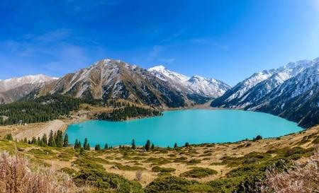 Big Almaty Lake, Kazakhstan   Courtesy of VisitAlmaty