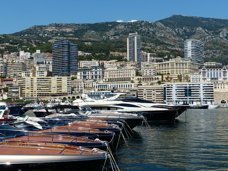 Monaco from the water | © Hans / Pixabay