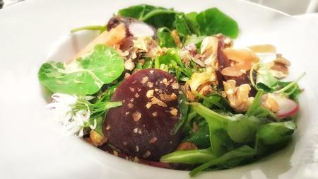 A vegetarian dish at Croi Restaurants | © Croi Restaurant