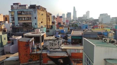Saigon skyline | © Gareth Williams/Flickr