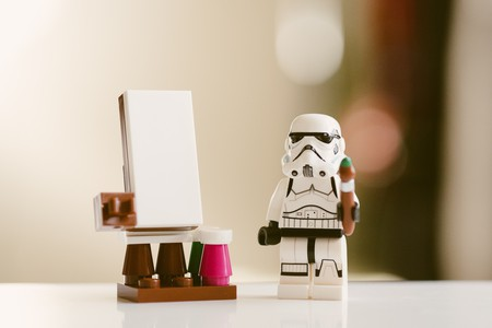 Stormtrooper has a point | © Daniel Cheung / Unsplash