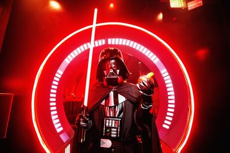 Sometimes, even Vader needs to unwind | Courtesy of The Dark Side Bar