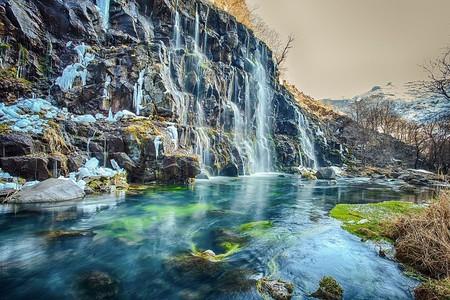 Dashbashi Canyon | © Paata vardanashvili / WikiCommons