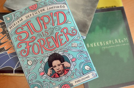 Stupid is Forever | Courtesy of ABS-CBN Publishing, Inc.