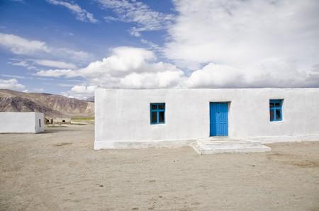 Pamiri house exterior