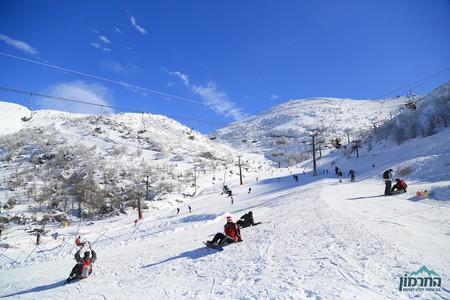 Mount Hermon Ski Resort, Israel | © Shai Kedar