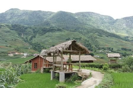 Mountain bliss | © Ta Van Ecologic Homestay/Facebook