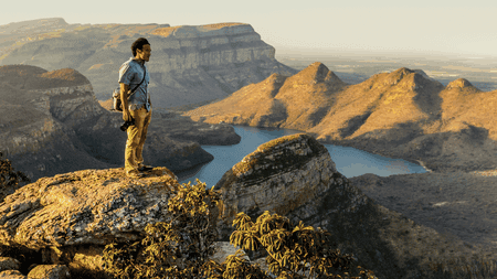 The Blyde River Canyon, situated on the Panorama Route, is a major attraction | Courtesy of South African Tourism
