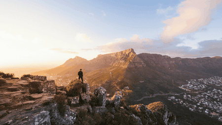 There are endless viewing points to choose from | Courtesy of South African Tourism