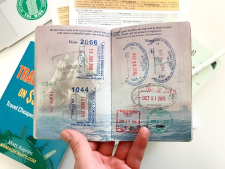 Passport  | © Nikki Vargas/Culture Trip