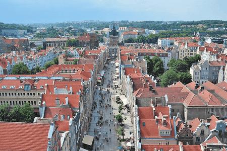 Gdańsk | © Nieszka / WikiCommons