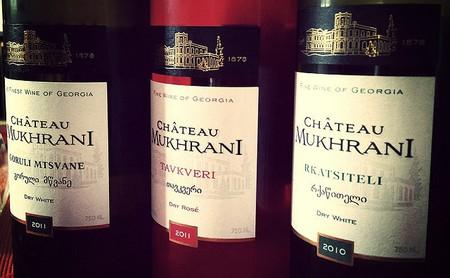 Chateau Mukhrani wines | © Dominic Lockyer / Flickr
