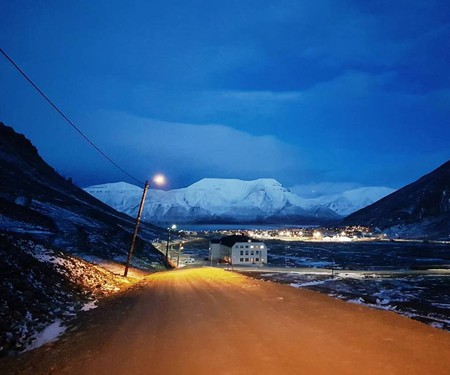 Huset is one of the many reasons to visit Svalbard | Courtesy of Huset