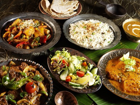 Indian food | © Mohans1995/Wiki Commons