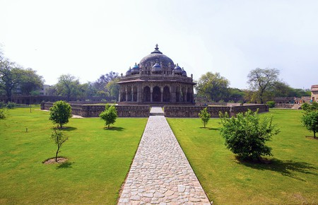 Isa Khan Tomb, Delhi | © SuanlianTangpua / Pixabay