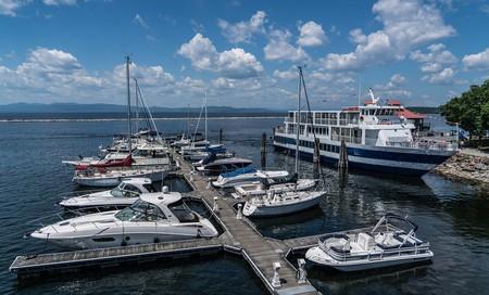 Lake Champlain, Burlington | © Mariamichelle / Pixabay