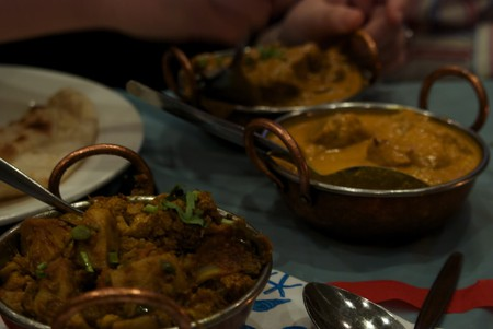 Tasty Indian food in Buenos Aires | © Lindsay Holmwood/Flickr