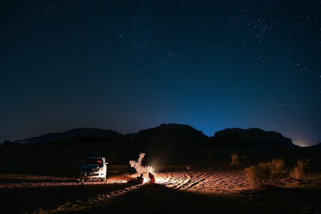 Making tea under the stars | ©soomness:flickr