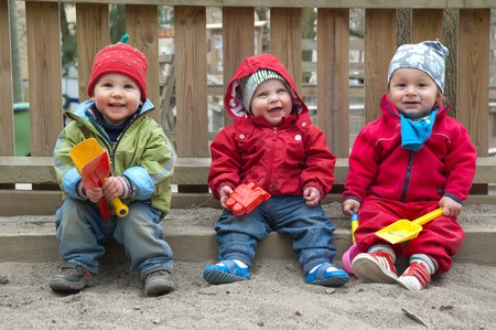 Swedish children | © Martin Svalander / imagebank.sweden.se