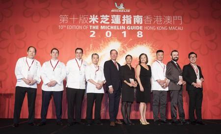 Courtesy of Michelin Hong Kong and Macau